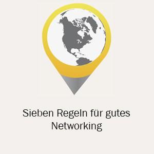 Sieben Regeln für gutes Networking