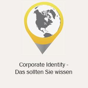 Corporate Identity - Das sollten Sie wissen