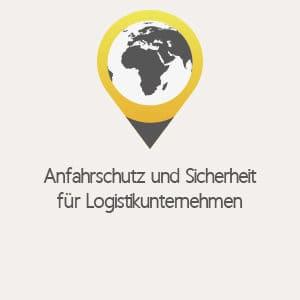 Anfahrschutz und Sicherheit für Logistikunternehmen