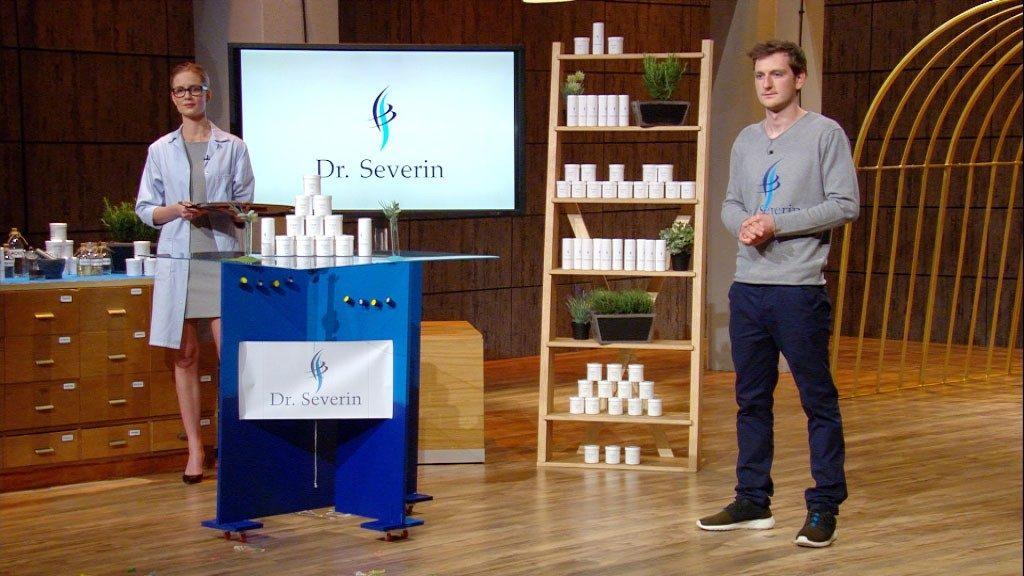 Aftershave Balsam Dr Severin