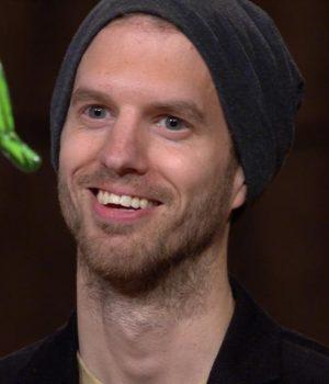 Folke Dammann ist Gründer von Snack Insects