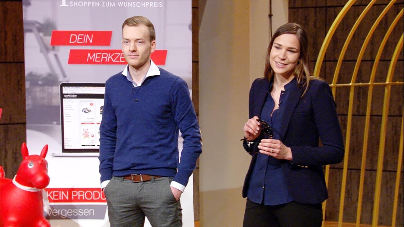 Tobias und Freya von Spottster