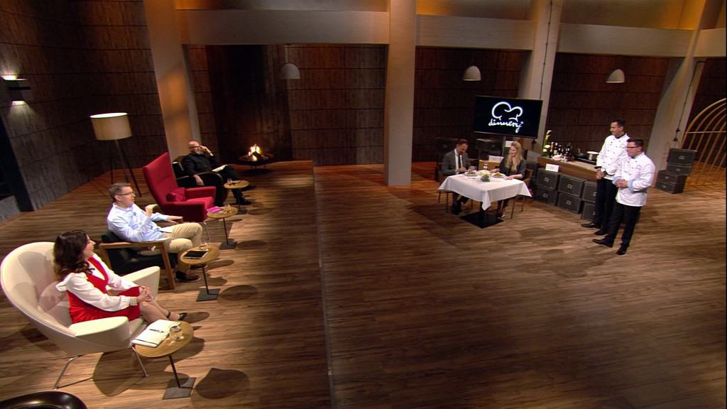 Dinnery bei DHDL