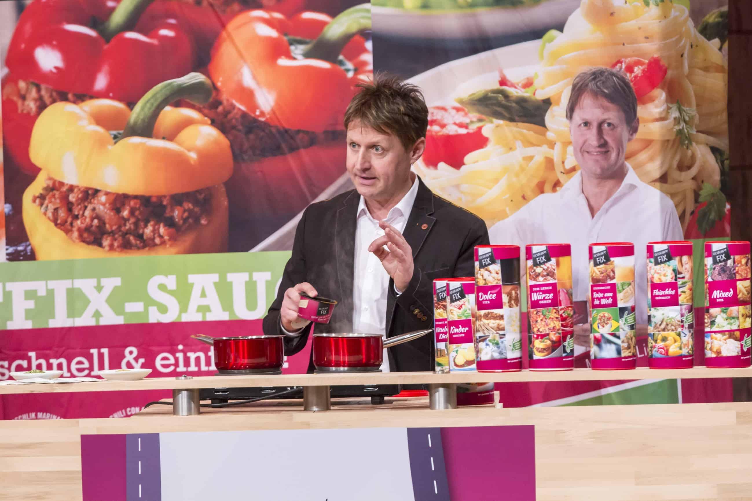 Michael Liebl von Gourmetfix