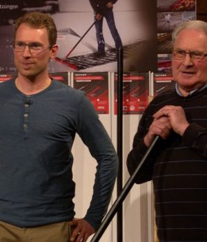 Ottmar und Michael Debus von Schneeade