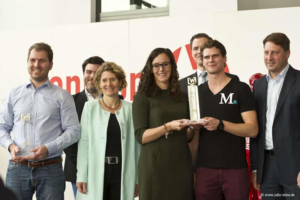 Wirtschaftspreis Mainz