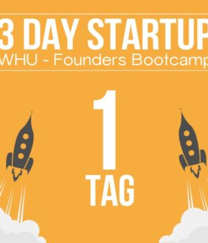3 Day Startup 1 Tag