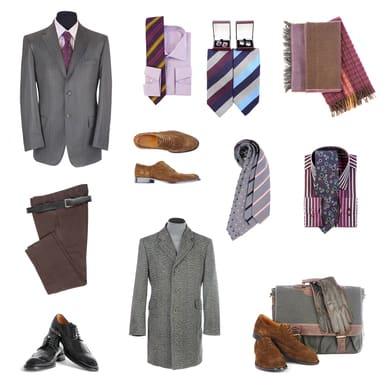 Accessoires für Businesskleidung