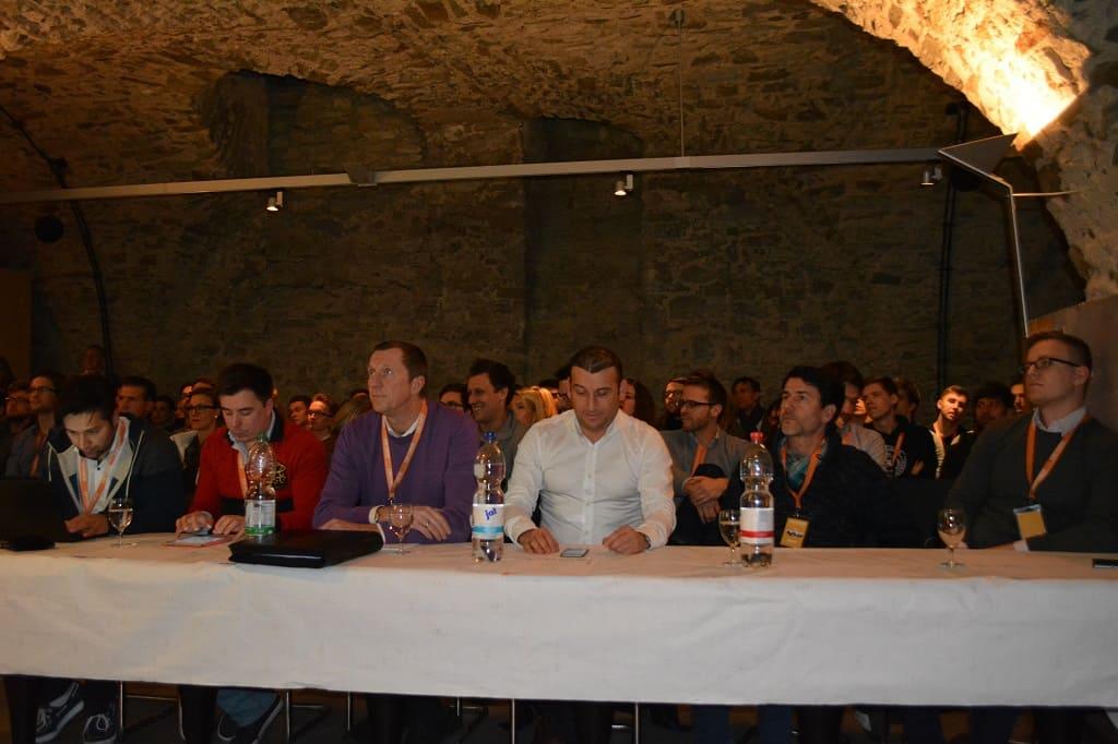 Jury des 3 Day Startup