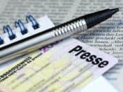 Umgang mit der Presse
