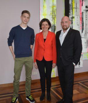 Gespräch mit Ministerpräsidentin Malu Dreyer