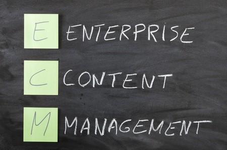 Enterpreise Content Management