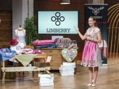 Limberry bei DHDL