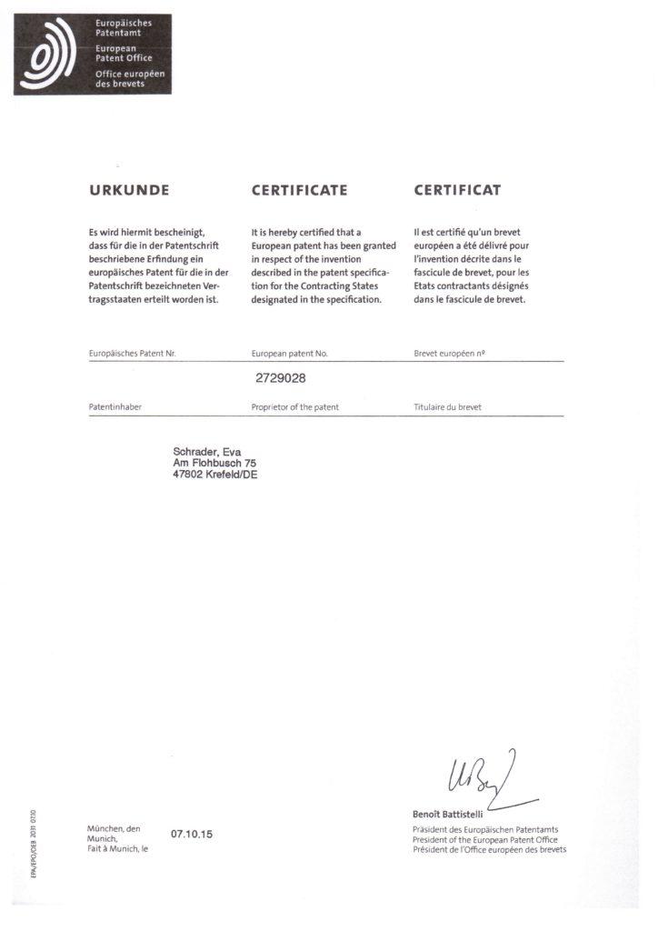 Lalatz Patent