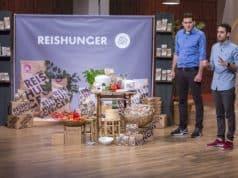 Reishunger möchte bei DHDL einen Investor finden