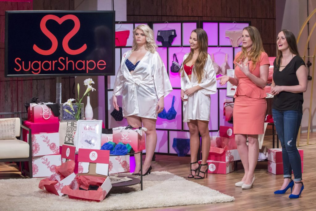 SugarShape bei DHDL