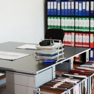 Bürobedarf aus eienr Hand