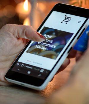 Shopping mit Kreditkarte
