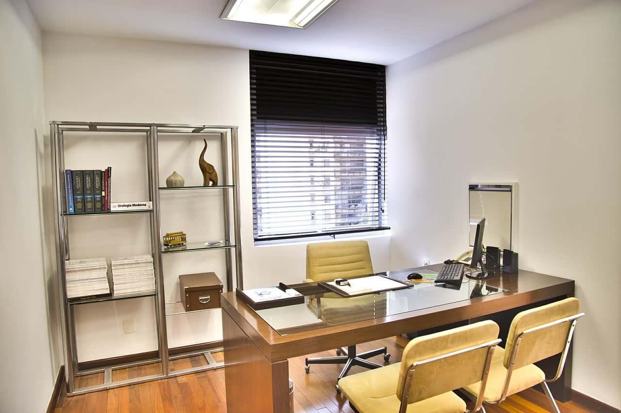 Schön Büro Einrichtungsideen Galerie Von Büstattung