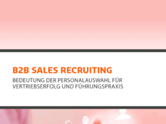 Salesrecruting