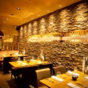Restaurant mit tollem Ambiente