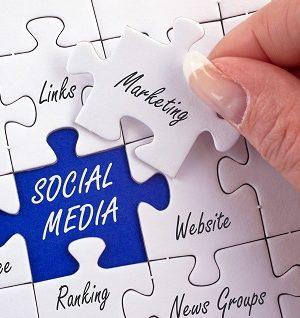 Social Media spielt heuet eine wichtige Rolle