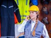 Sicherheitskleidung für Mitarbeiter