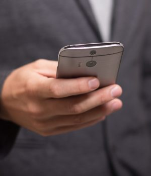 mobile Welt im Alltag