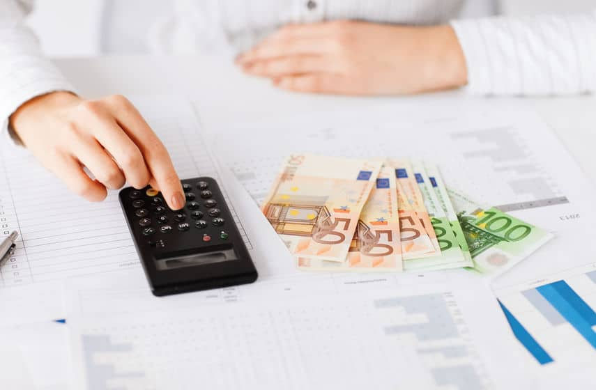 Finanzen genau planen