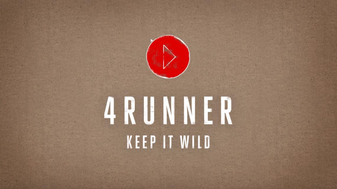 4 Runner