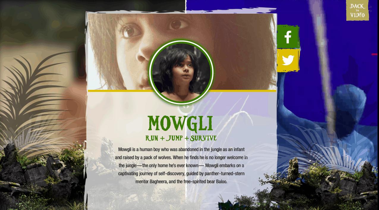 Mowgli Video