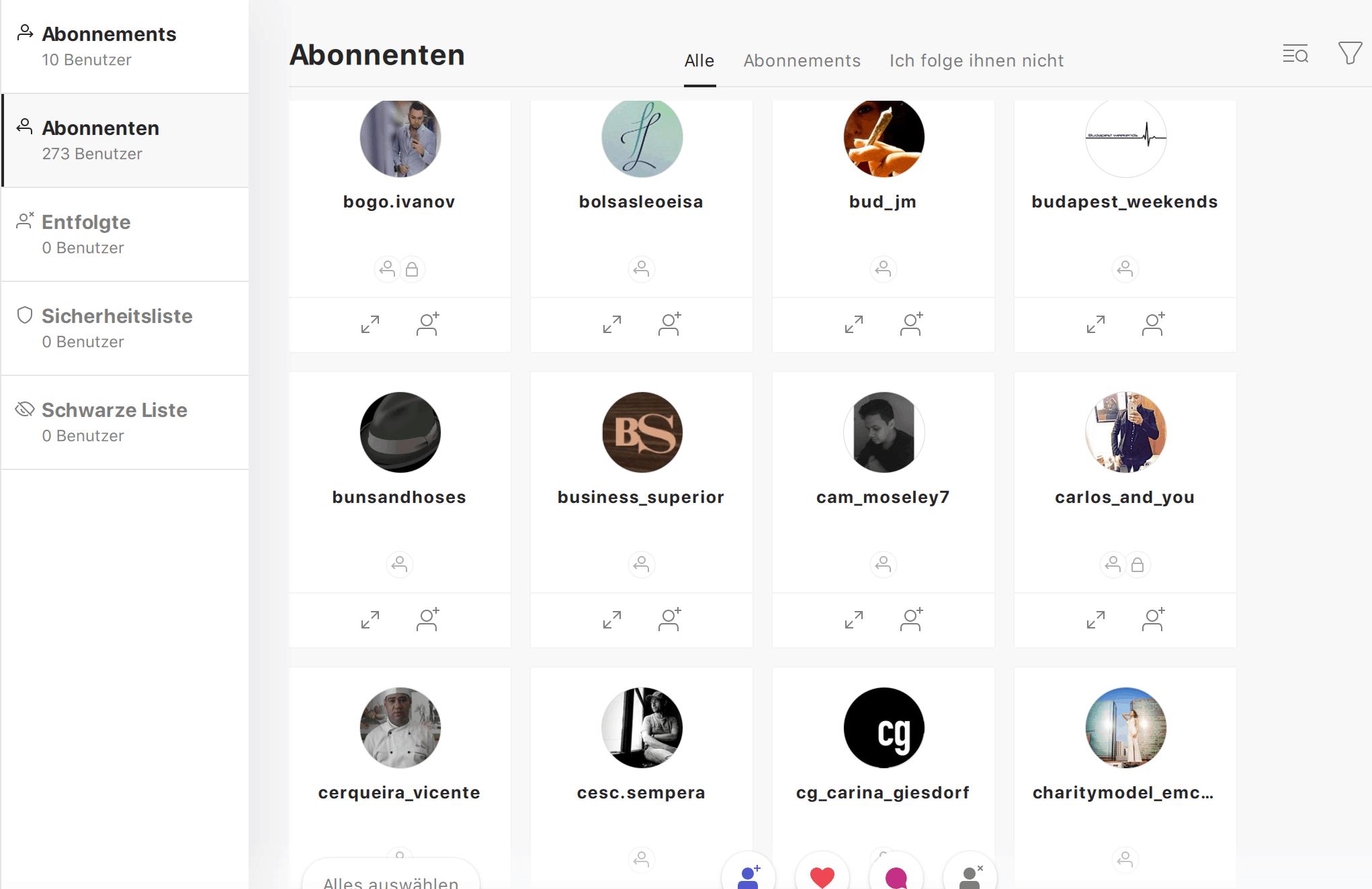 Abonnenten Auf Instagram Gewinnen