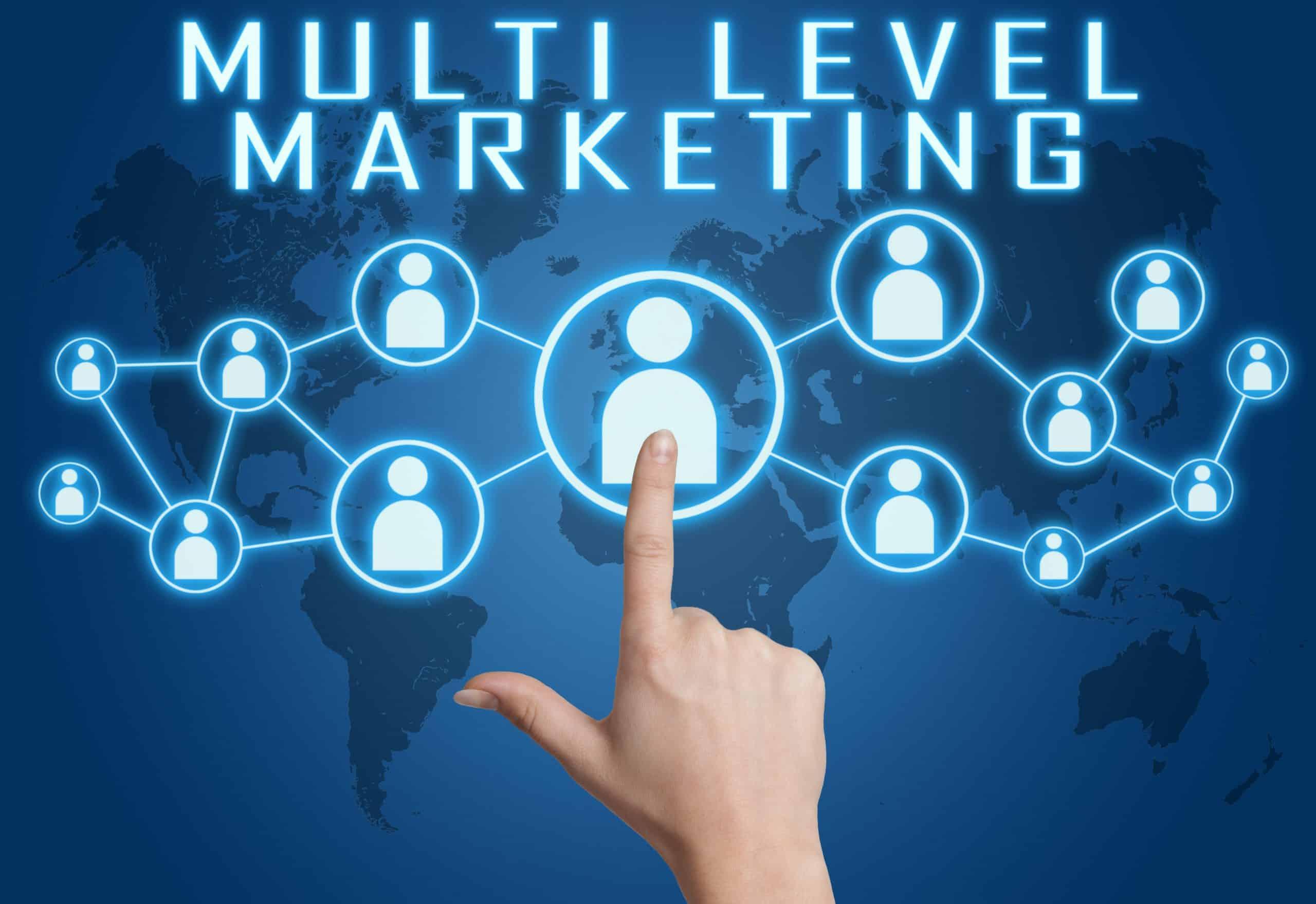 Multi Level Marketing Unternehmen